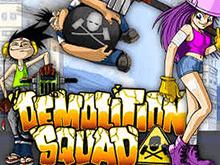 Игровой автомат Вулкан Команда Демонтажников
