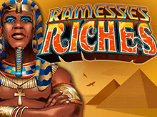 Богатства Рамсеса: выигрыш в казино Вулкан