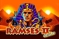 Игровые автоматы Ramses II Deluxe с демо режимом