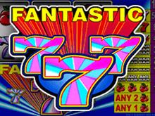 В Вулкане игровой автомат Фантастические Семерки
