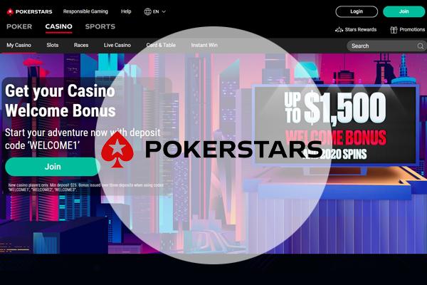 Казино Pokerstars